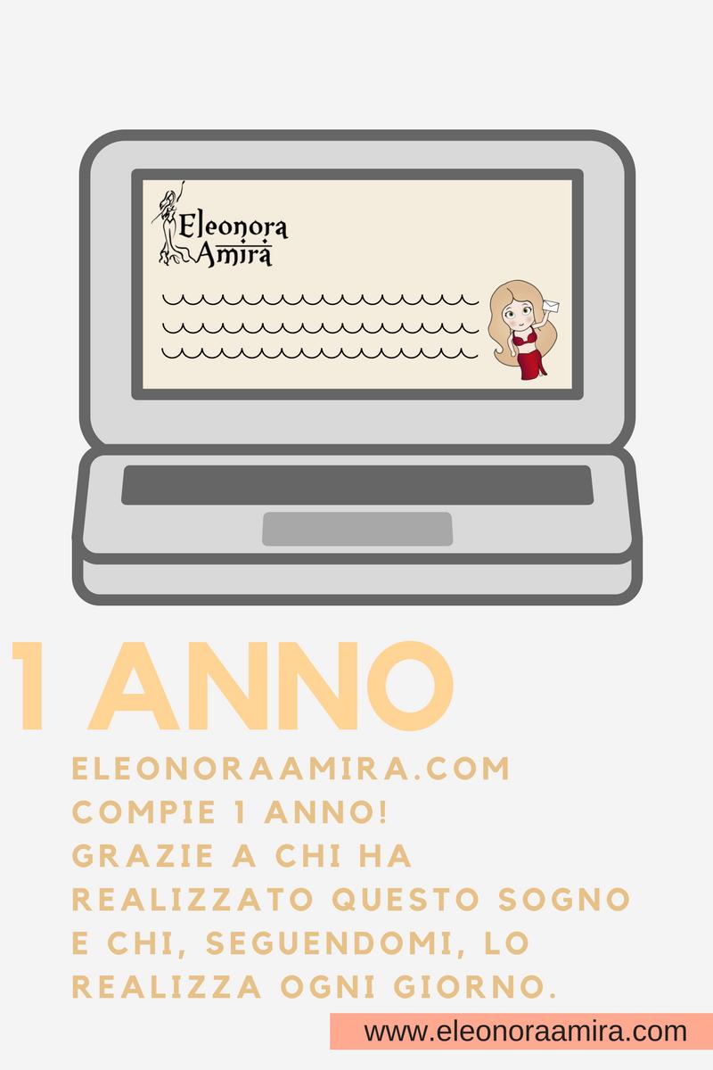 Eleonora Amira compie 1 anno