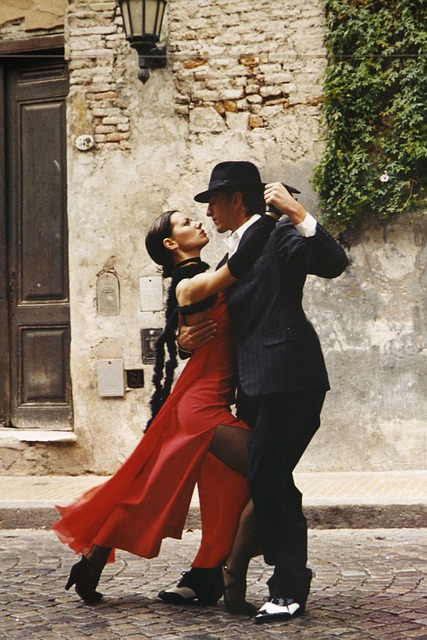 oriental tango