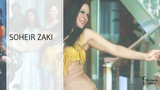 Soheir Zaki copertina