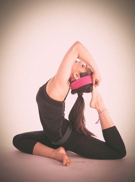 riscaldamento e stretching
